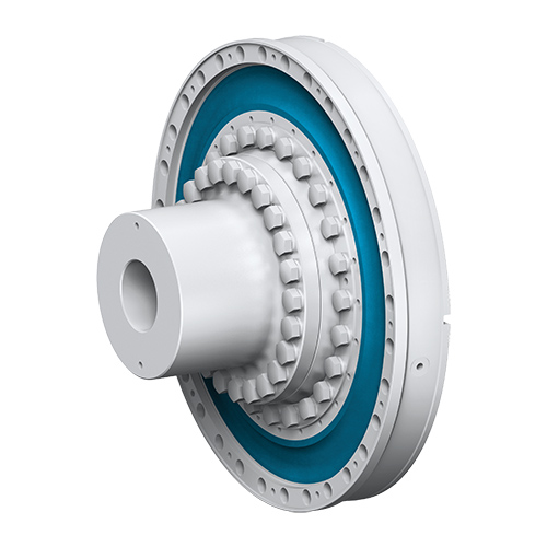 Highly Flexible Couplings - RATO DG+