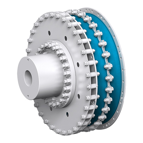 Highly Flexible Couplings - RATO R+