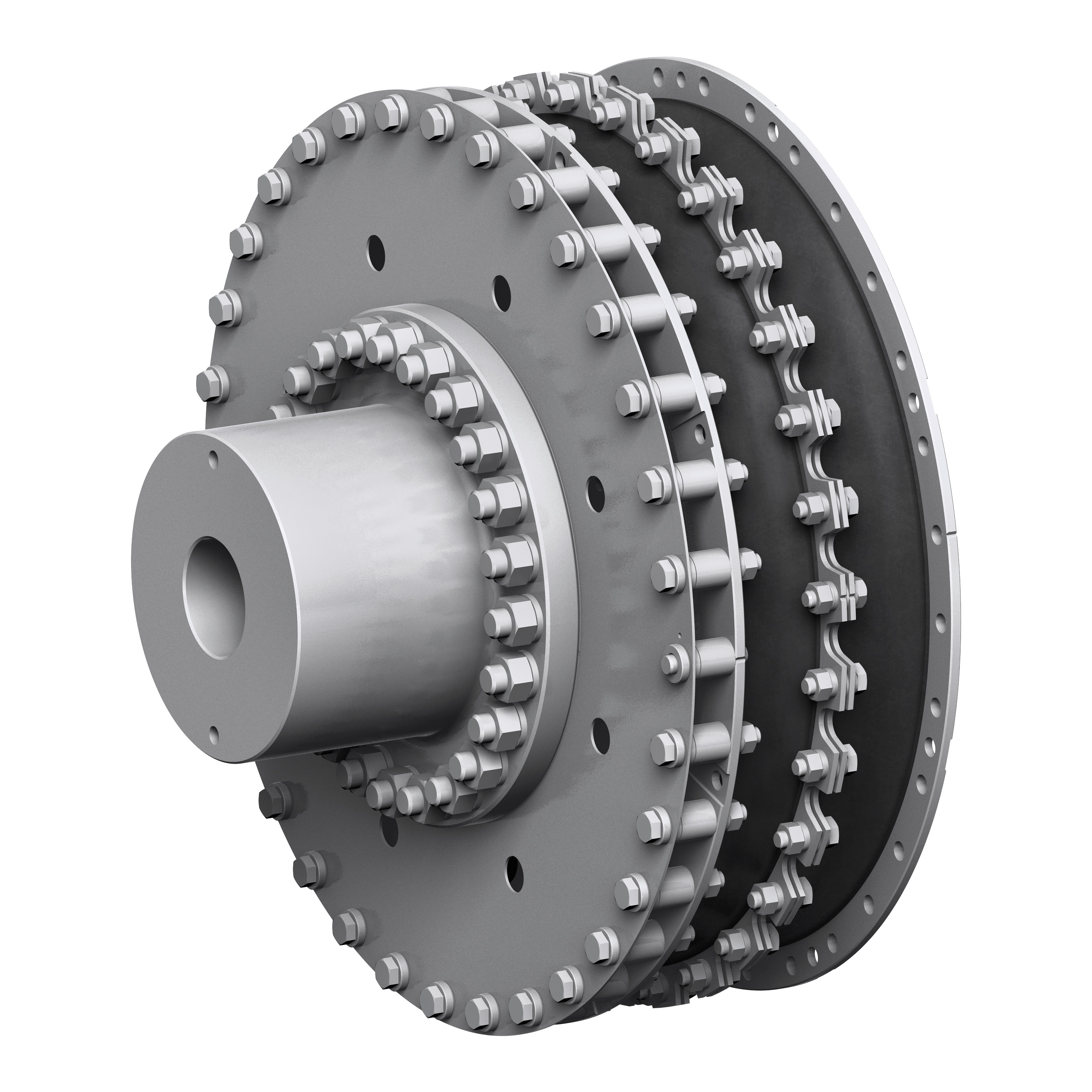 Highly Flexible Couplings - RATO R