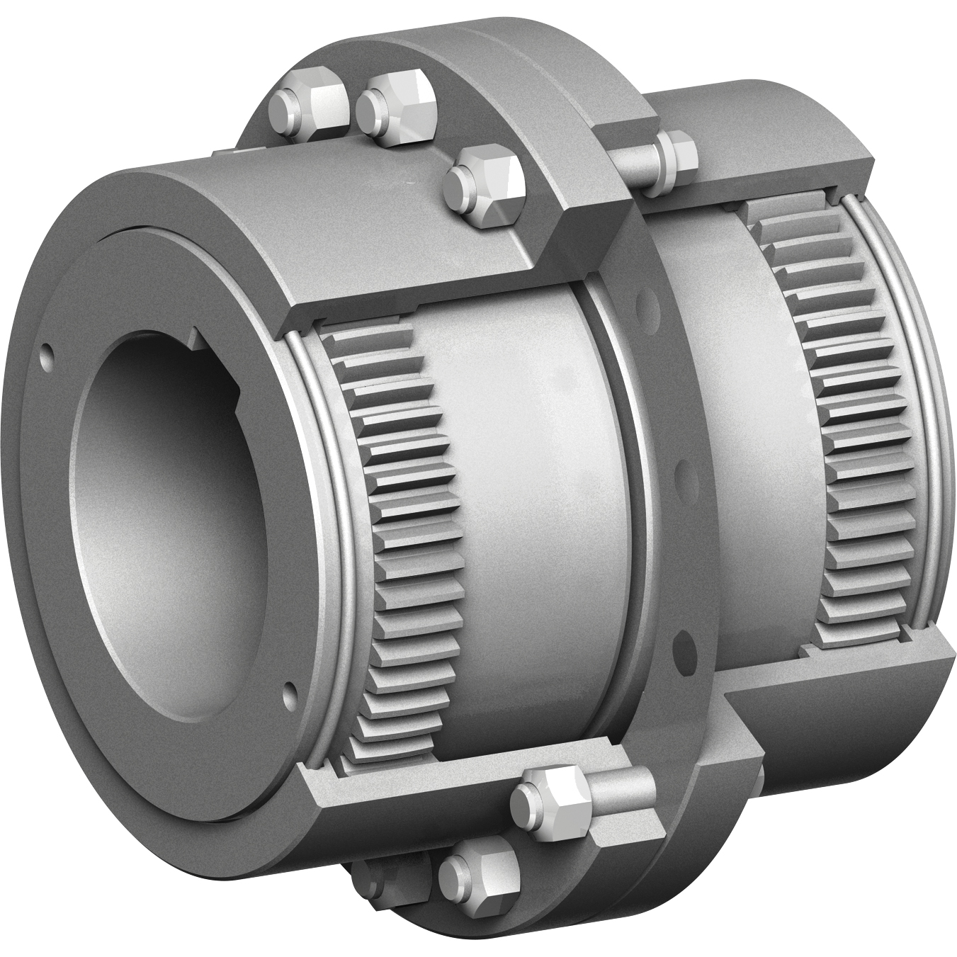Rigid Couplings - DENFLEX