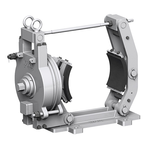 Belt Conveyors, Stackers and Reclaimers - ELECTROMAGNETIC DRUM BRAKE