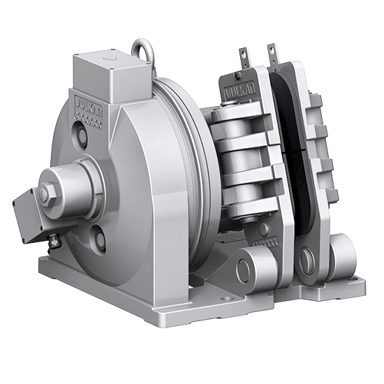 Pumps and Fans - ELECTROMAGNETIC DISC BRAKE