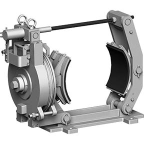 Brakes - Electromagnetic drum brake