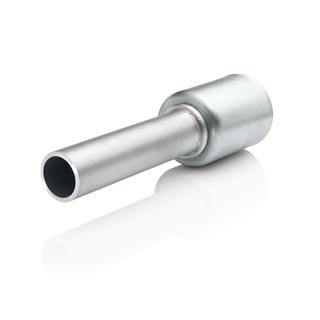 LOKCLIP Schlauchverbindungen - Anschlüsse von Schlauch-zu-Rohr für Schläuche mit Standardwandstärke