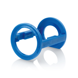 LOKCLIP Hose Connections - Plastic clip holders for LOKCLIP hose connections