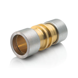 LOKRING Brass Connectors - Straight brass connectors